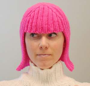 Knitted Wigs Meg Reardon S Diy Style Statement Signals