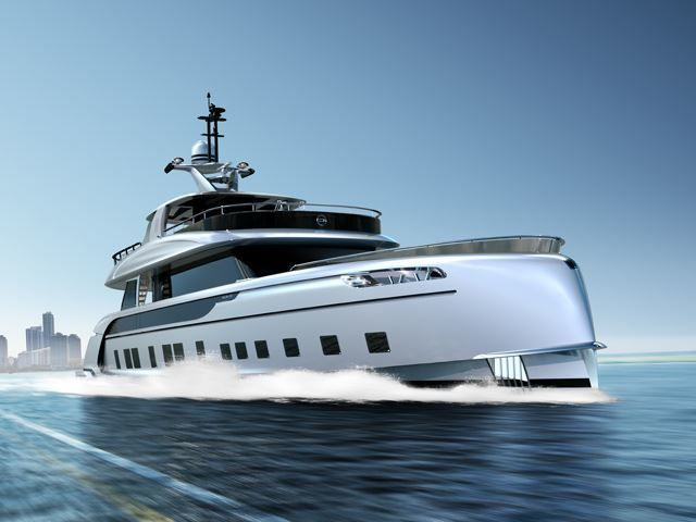 Concept Car-Inspired Yachts