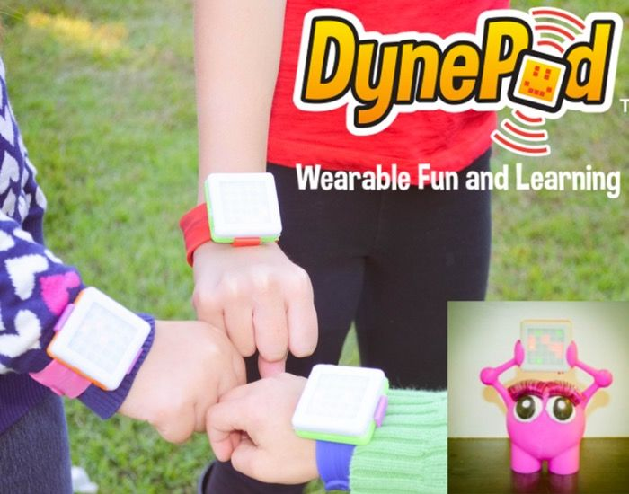 Wearable Programming Toys