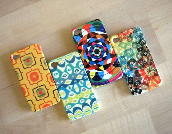 Kaleidoscopic Smartphone Covers
