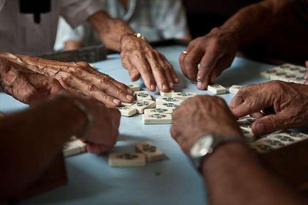 Politically Indifferent Elderly