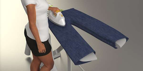 Split Ironing Boards
