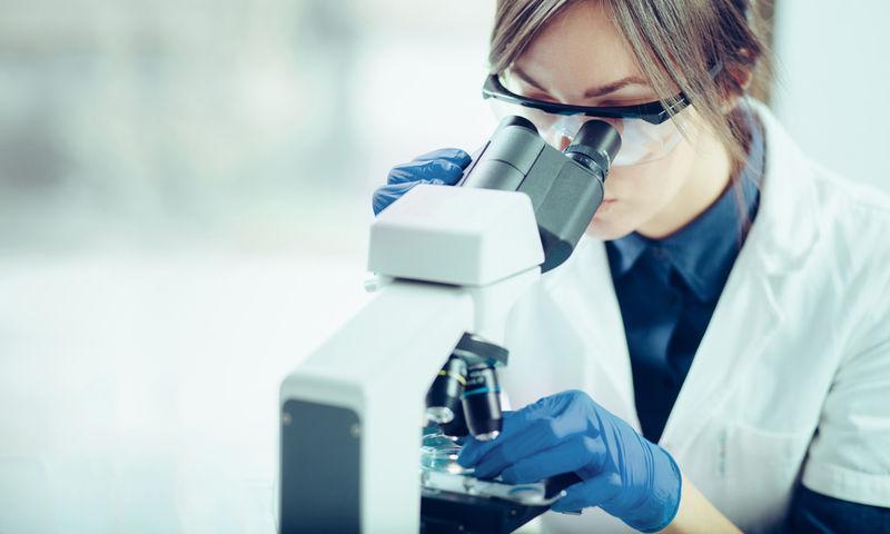 Carbon-Consuming Bacteria