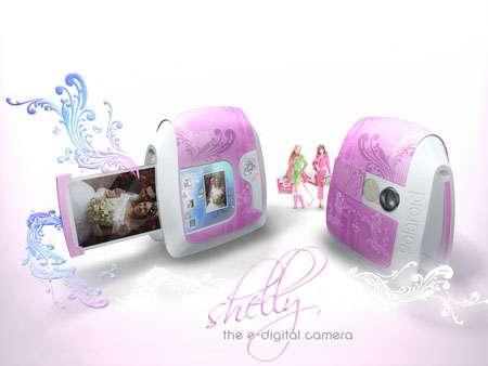 E-Paper Digital Cameras