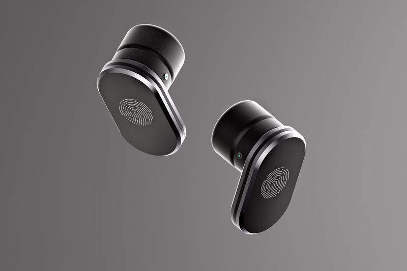 Biometric Technology Earbuds