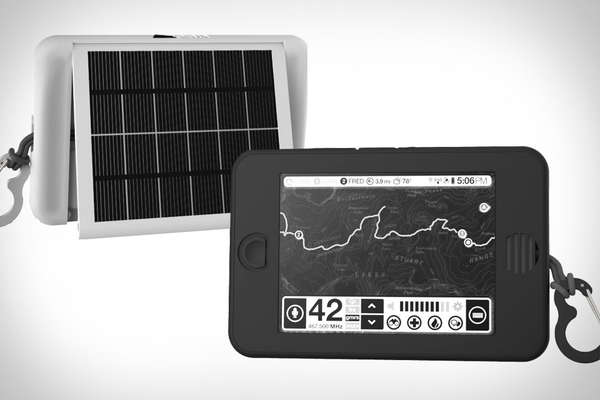 Tough Solar-Powered Tablets