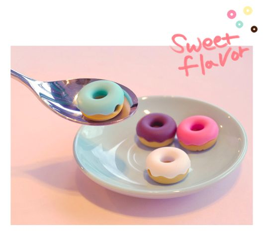 Doughnut Earphone Organizers