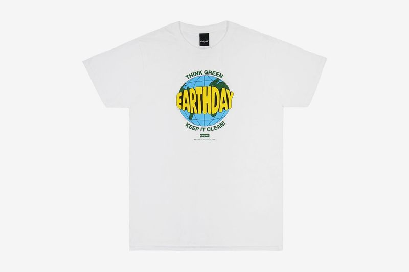 Earth Day Supportive T-Shirts