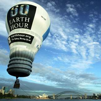 Earth Hour 2008