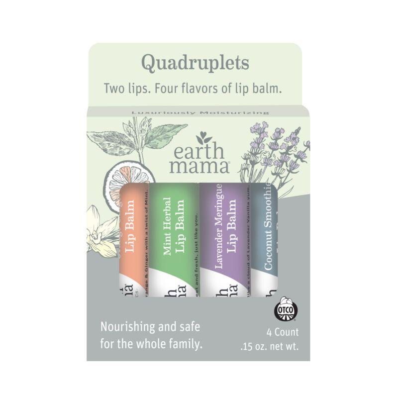 Organic Lip Balm Packs