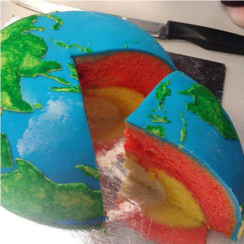 Realistic Planetary Desserts