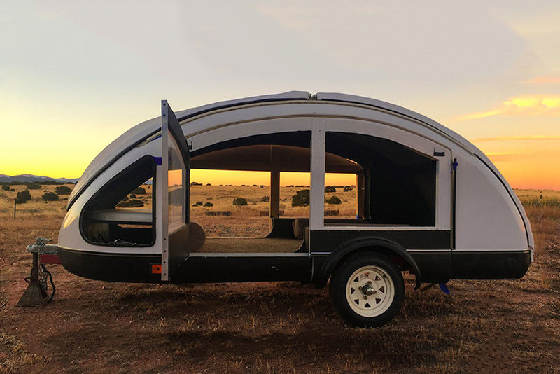 Lightweight Road Trip Trailers