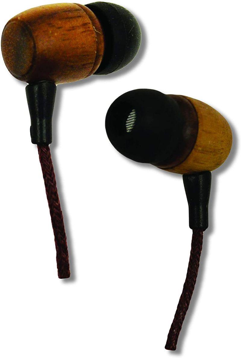Premium Hemp-Based Earphones