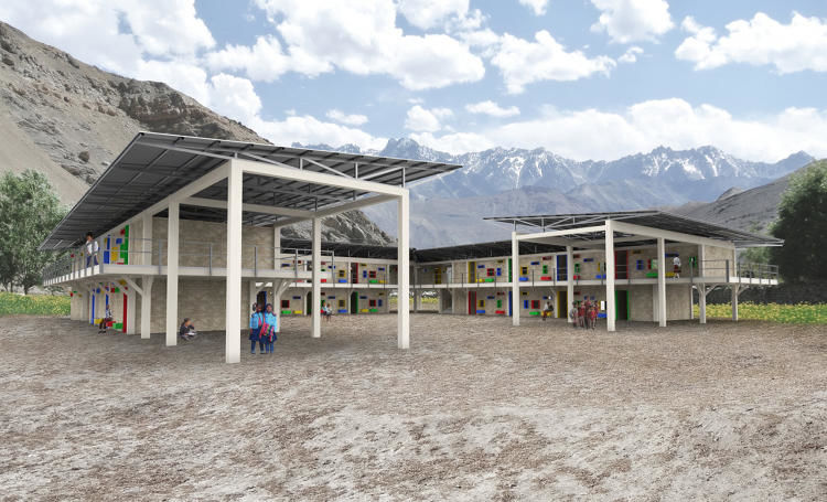 Resilient Earthquake-Proof Schools