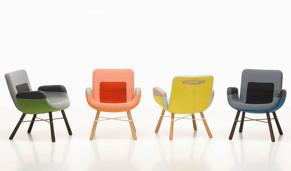 Eclectic Material Chairs