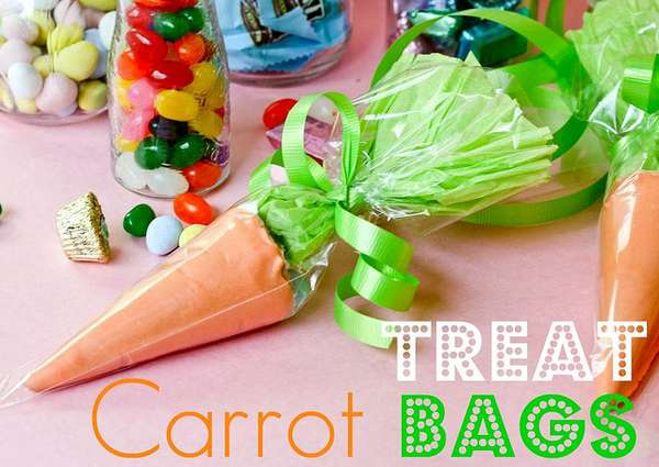 Candy-Filled Faux Veggies