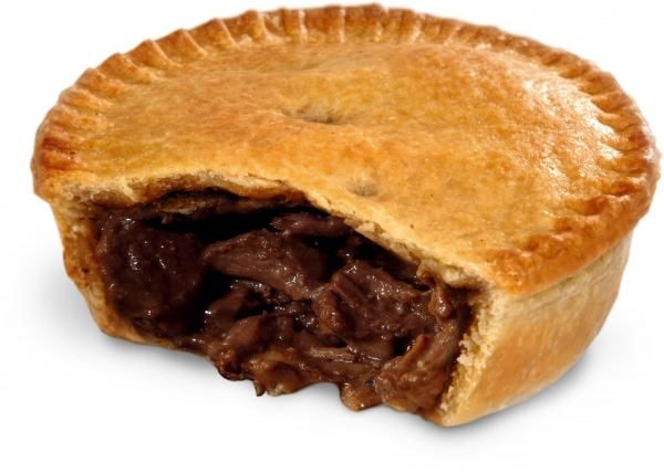 Chocolate Meat Pies