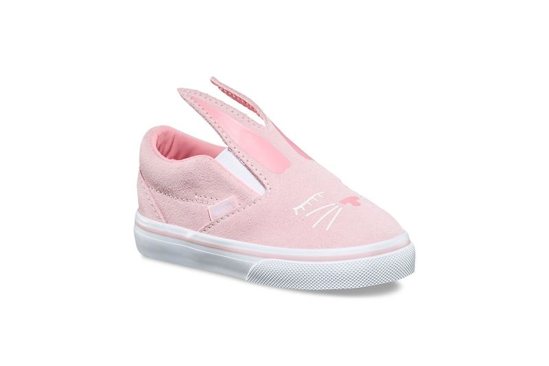 Bunny-Shaped Slip-Ons