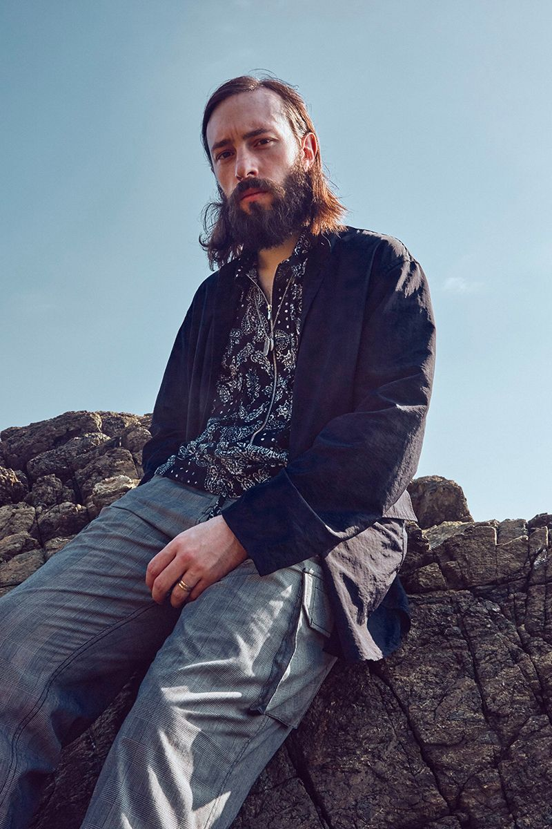 Nature-Inspired Spring Menswear