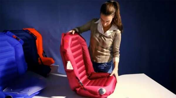 Inflatable Auto Seating Easy Car Seat