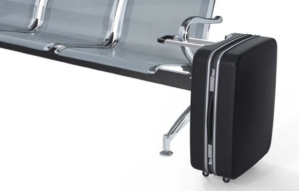 Seat-Locked Luggage