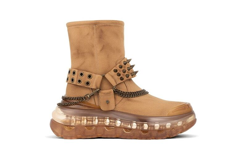 Unconventional Western Americana-Inspired Shoes
