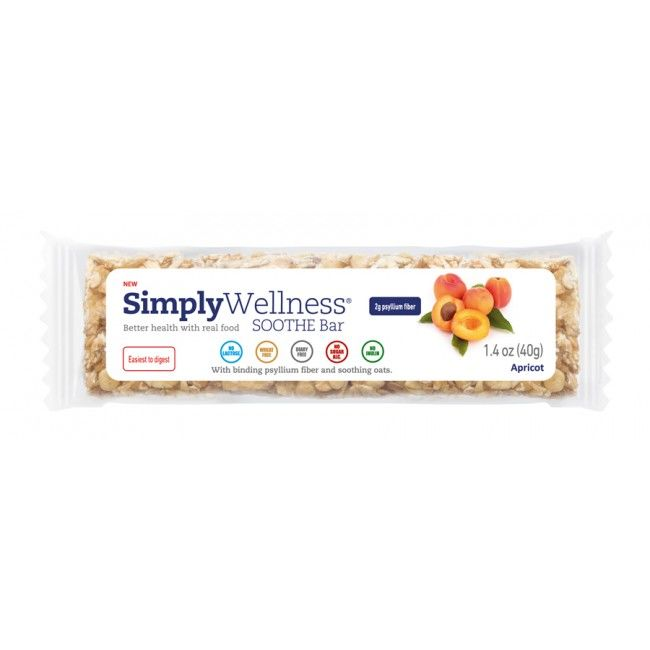Easily Digestible Snack Bars