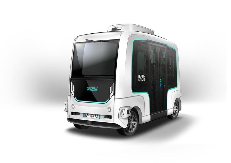 Accessible Driverless Shuttles