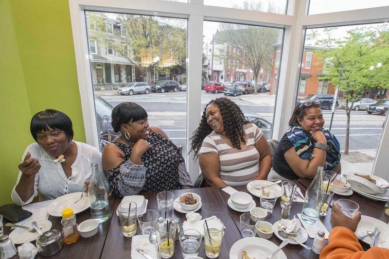 Poverty-Fighting Restaurants