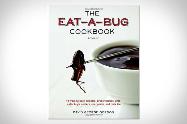 Interesting Insect-Preparing Cookbooks