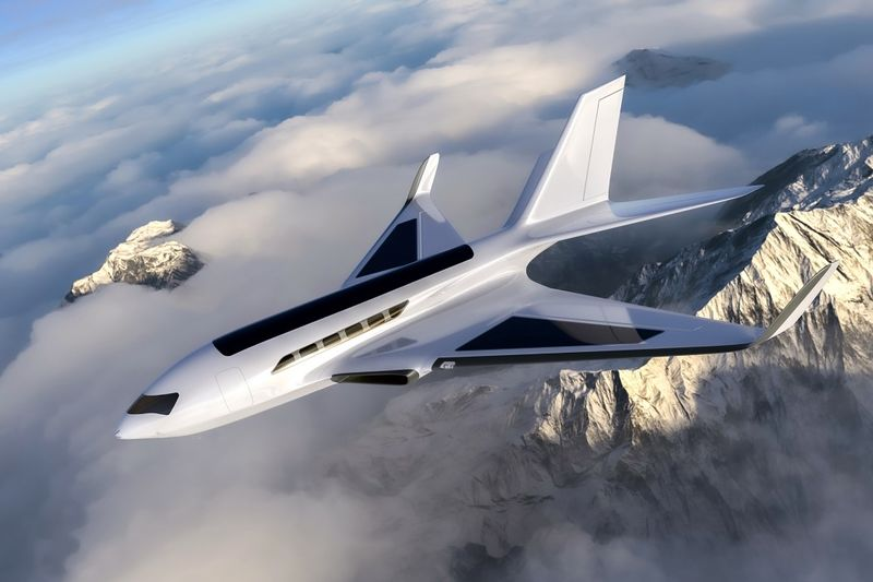 Stratospheric Friction-Powered Airplanes