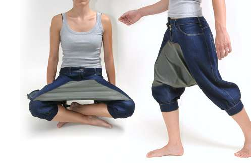 Picnic Tray Pants