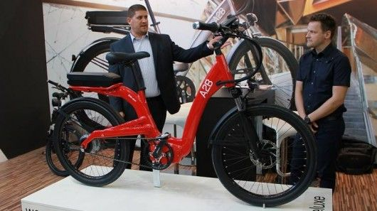 Pioneering Electric Bikes