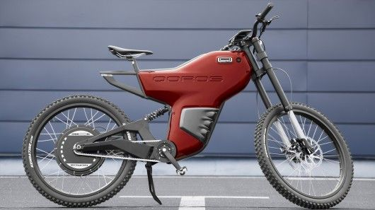 Cloud-Connected Concept Bikes