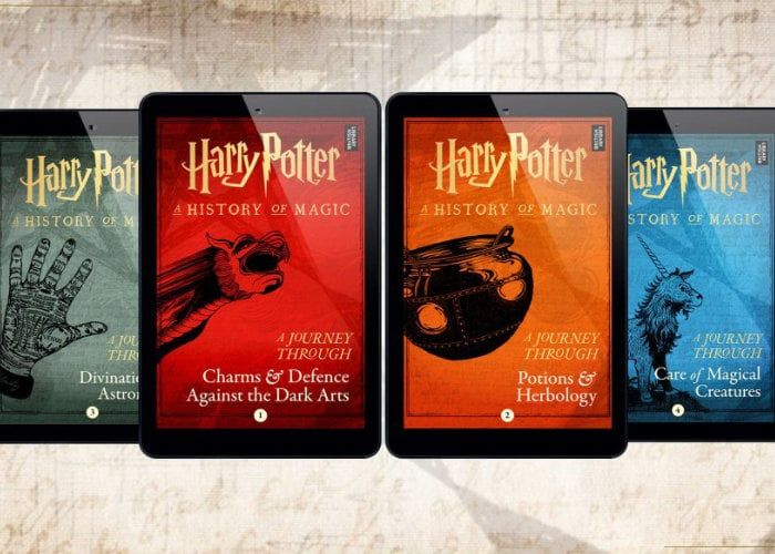 Wizardly Online-Only Anthologies