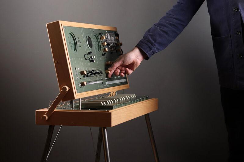 Custom Modular Synthesizers