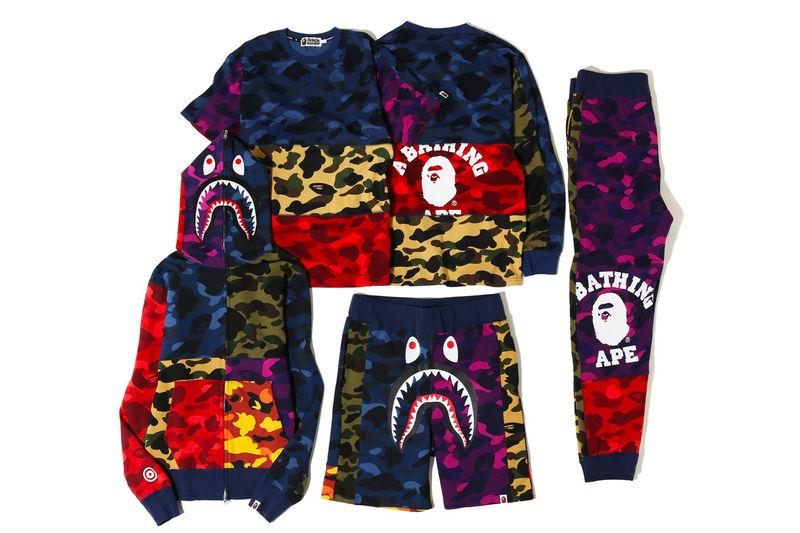 Eccentric Camo Streetwear