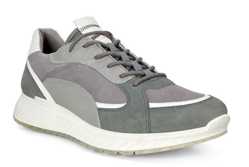 Dynamic Vintage-Inspired Sneakers