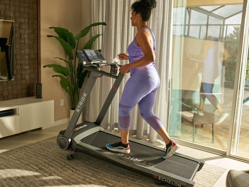 Auto-Folding Home Treadmills