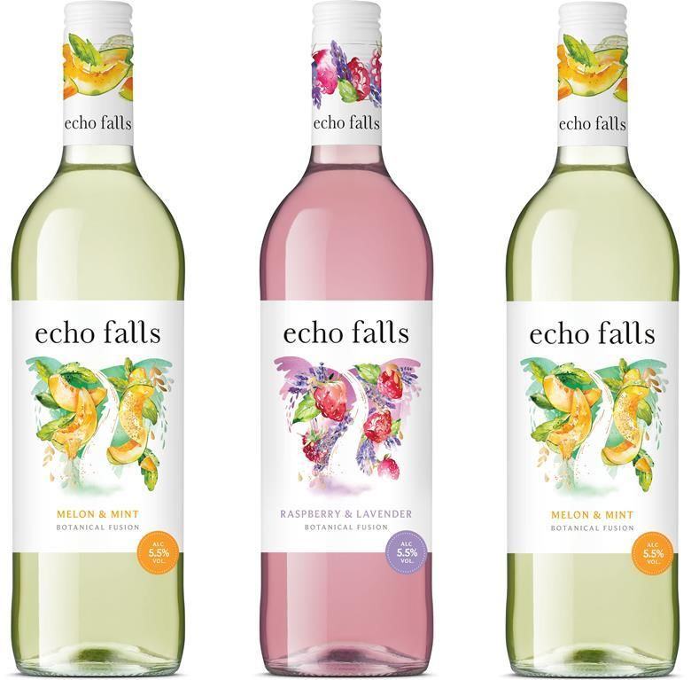 Young Adult-Targeted Botanical Wines