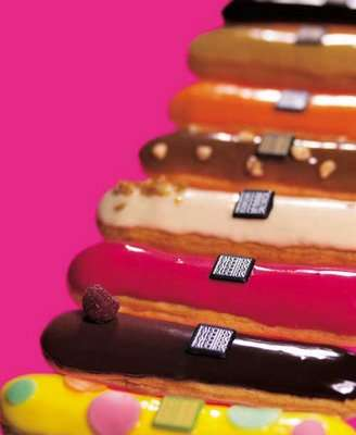 Eclectic Eclairs