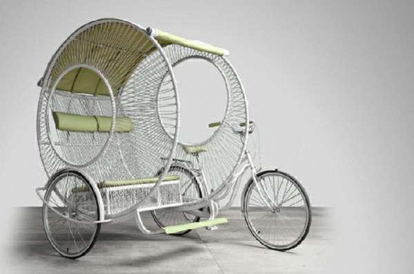 High-Class Pedicabs
