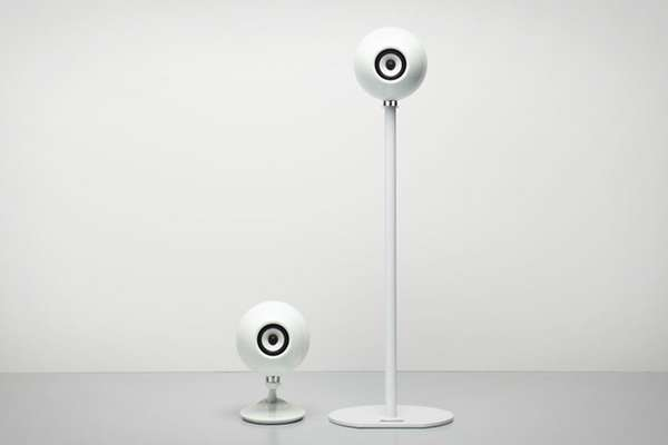 Egg-Shaped Sound Systems
