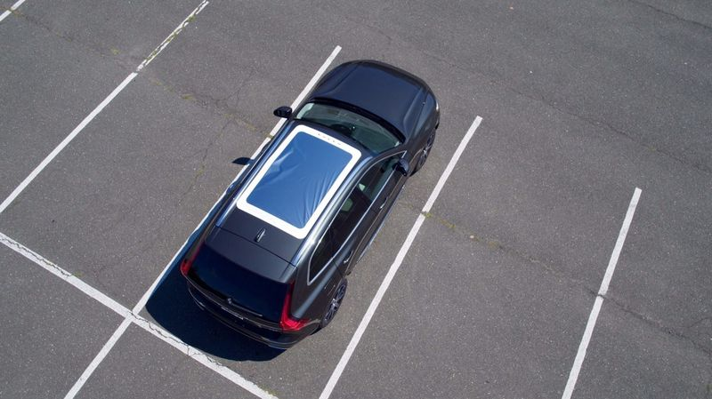 Vehicle Moonroof Eclipse Viewers