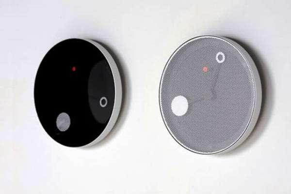 Minimalist Eclipse Clocks Eclipsion Wall Clock – Minimalist Wall Clock