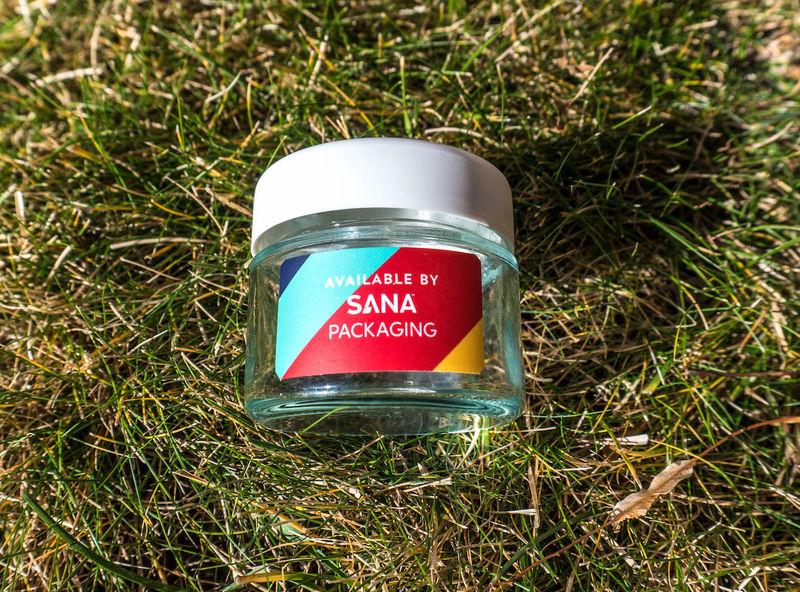 Reclaimed Plastic Cannabis Packaging
