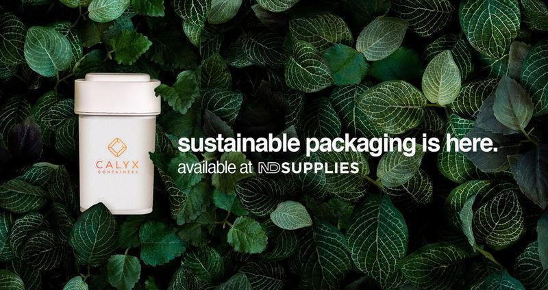 Eco-Conscious Cannabis Packaging