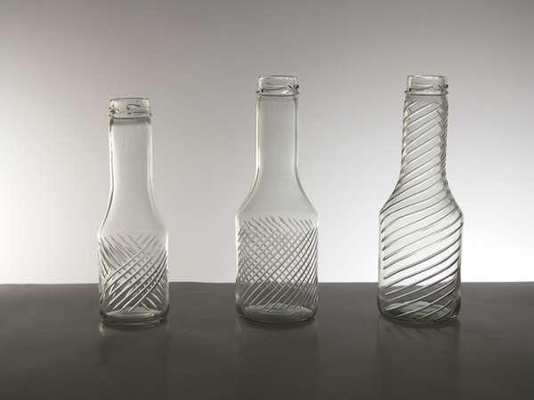Elegant Industrial Jars