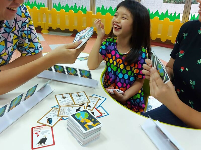 Eco Conservation Card Games