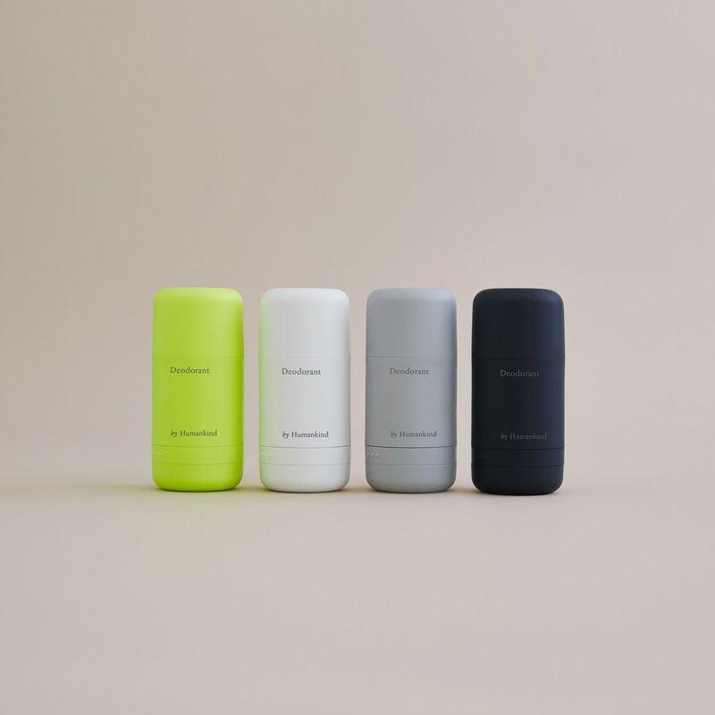 Refillable Eco Deodorants